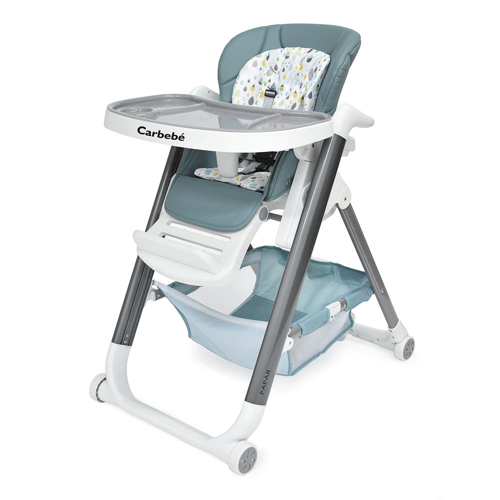0034 Carbebé 2019 Cadeira De Mesa Regulável 14