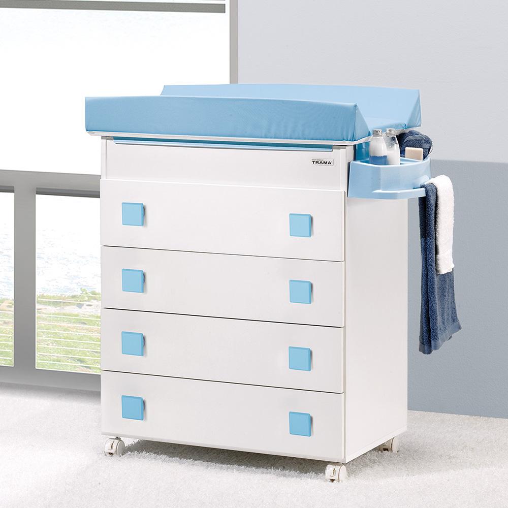 0040 Bañera Ecoline [blanco Mate Azul]