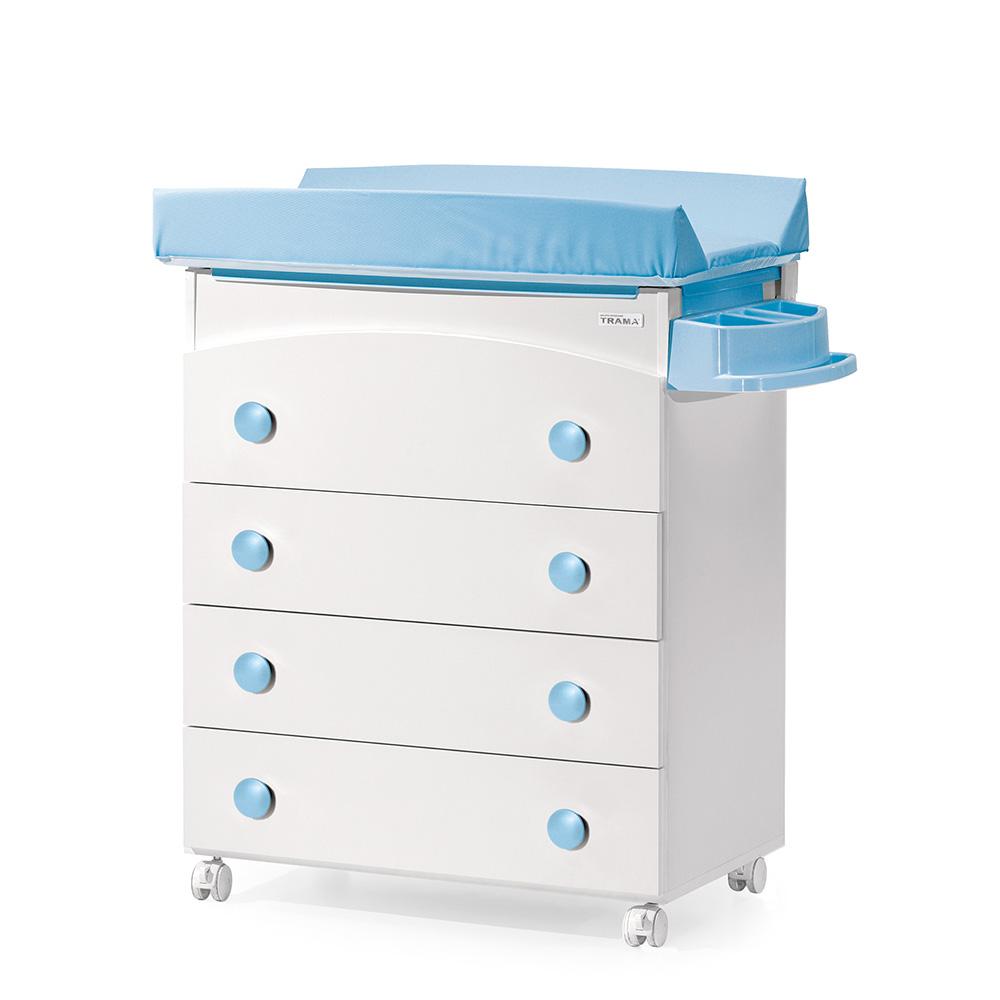 0047 Bañera Ecobow [blanco Mate Azul]