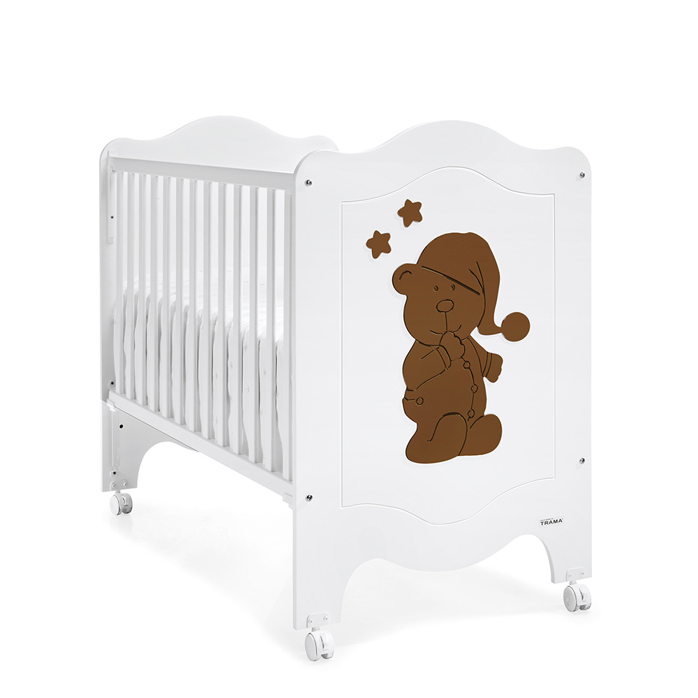 0072 Sleepy Bear [blanco Mate Chocolate]