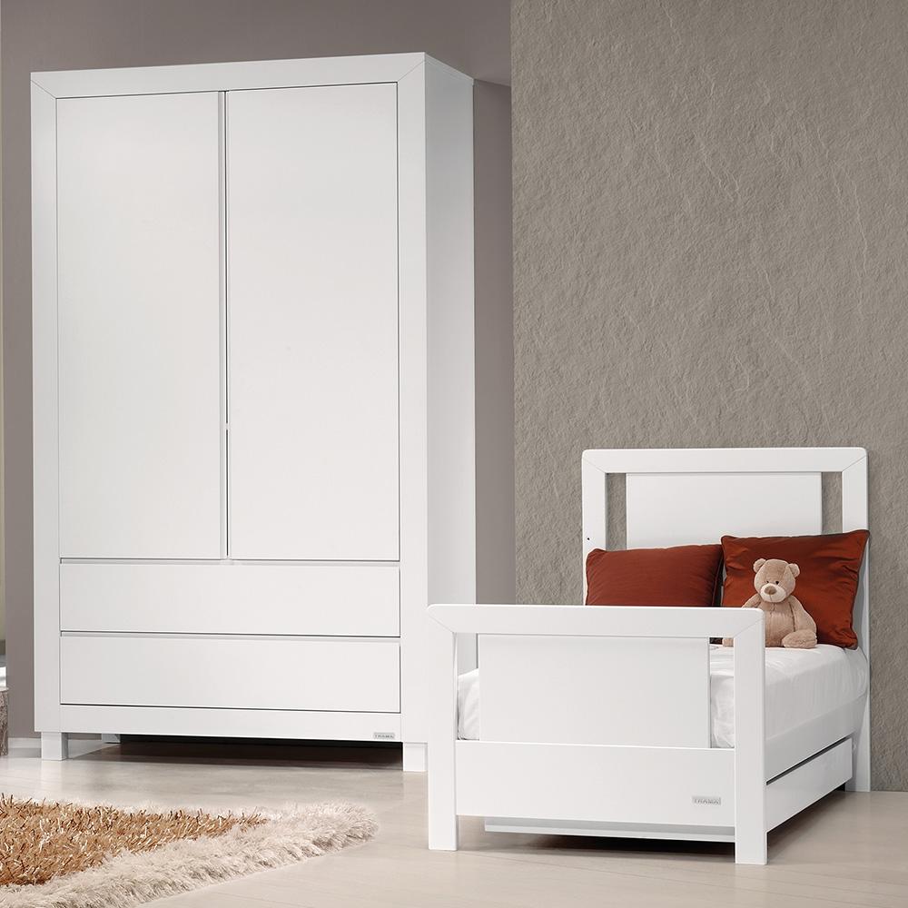 0093 Inova [blanco Mate] (cama)