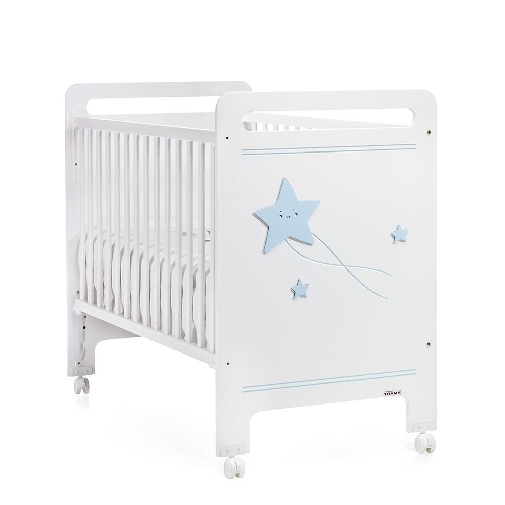 0117 Galaxia [blanco Mate Azul Bebé]